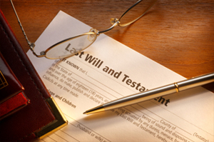 A Last Will and Testament,